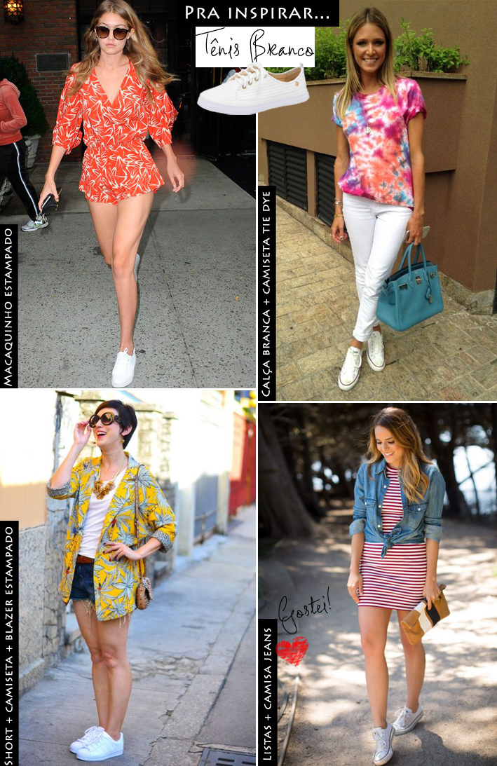 Inspiração, fashion, moda, estilo, blog da jana, joinville, blogueira joinville, Tênis Branco