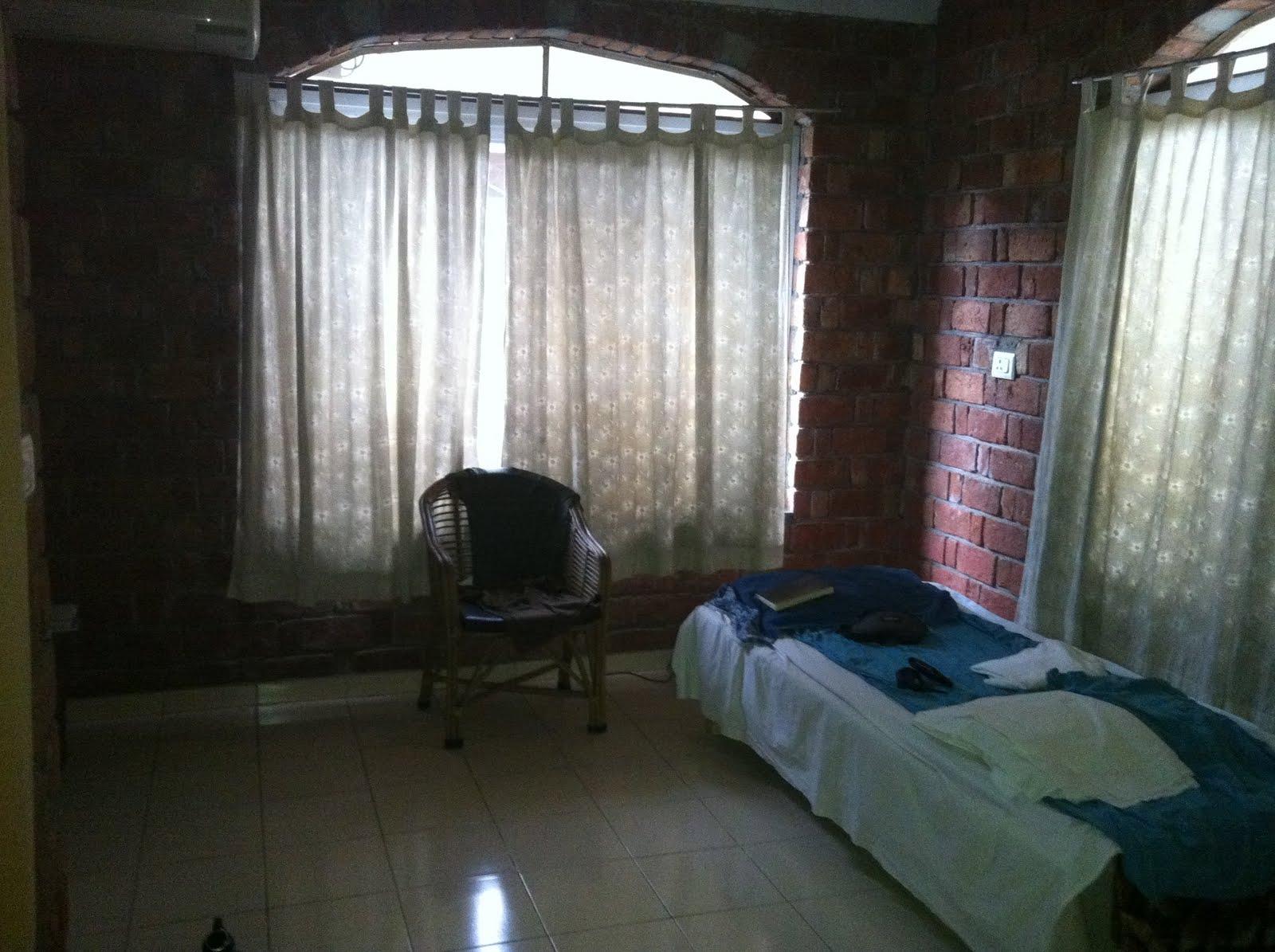 Swami Rama Sadhaka Grama Ashram rooms #384C5B