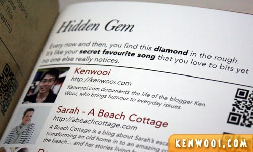 nuffnang blog awards 2011 booklet hidden gem