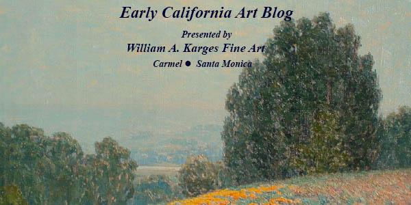 Early California Art Blog