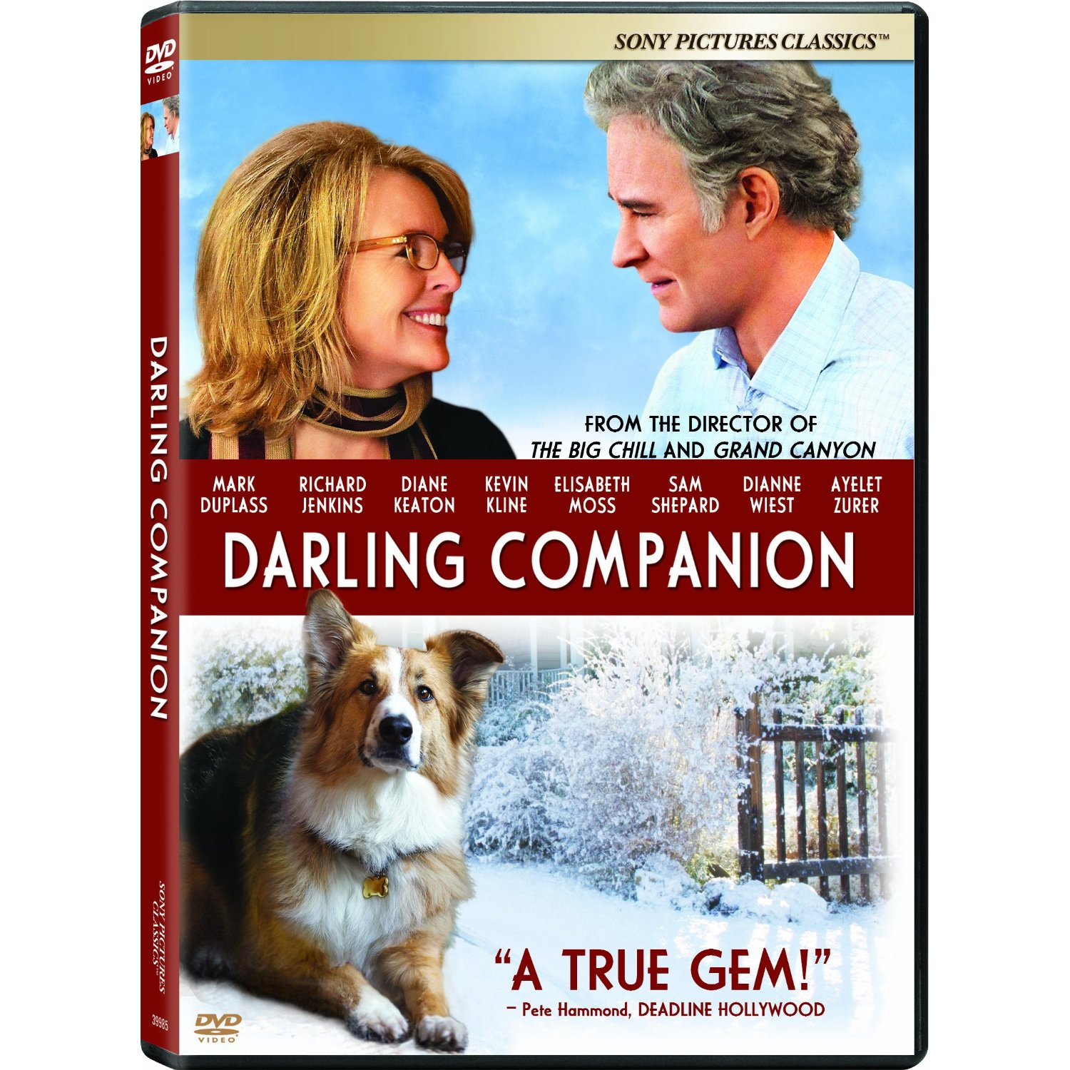 Darling Companion [FRENCH DVD-R NTSC]