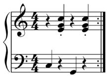 Oom-pah: Piano Diana