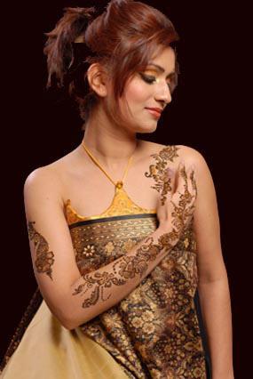 Bridal Mehndi Designs Neck Mehndi Designs Arm Mehndi Designs