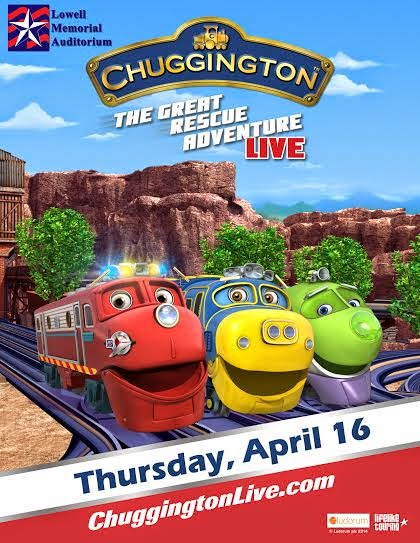 Chuggington Live! Musical
