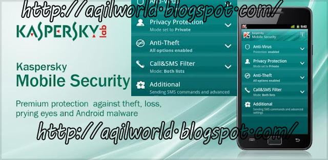 free download Kaspersky Mobile Antivirus Security v9.10