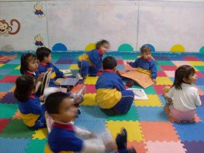 Educación parvularia en la UPEA