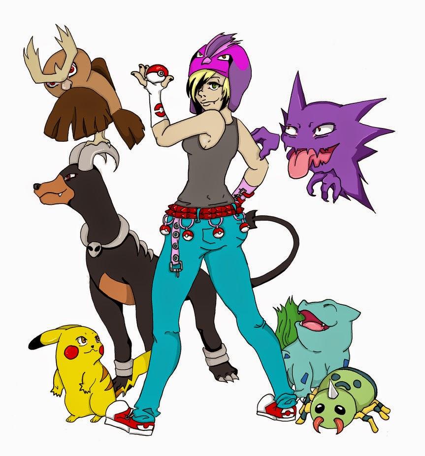 Pokemon Master Picture