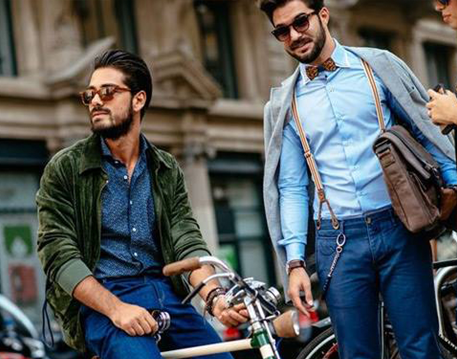 Men Winters Fashion Trends