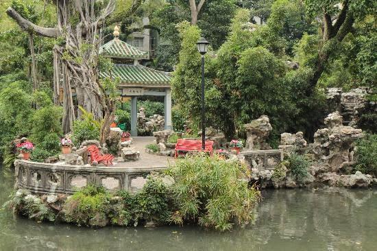Tempat Menarik di Macau