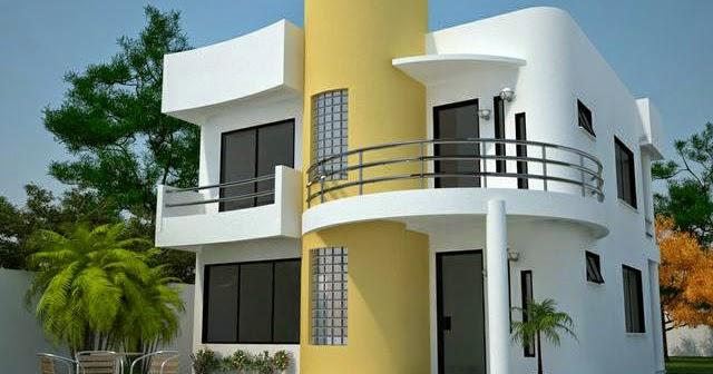 Plano de casa moderna de 161 m2 planos de casas gratis y for Casa moderna 7 mirote y blancana