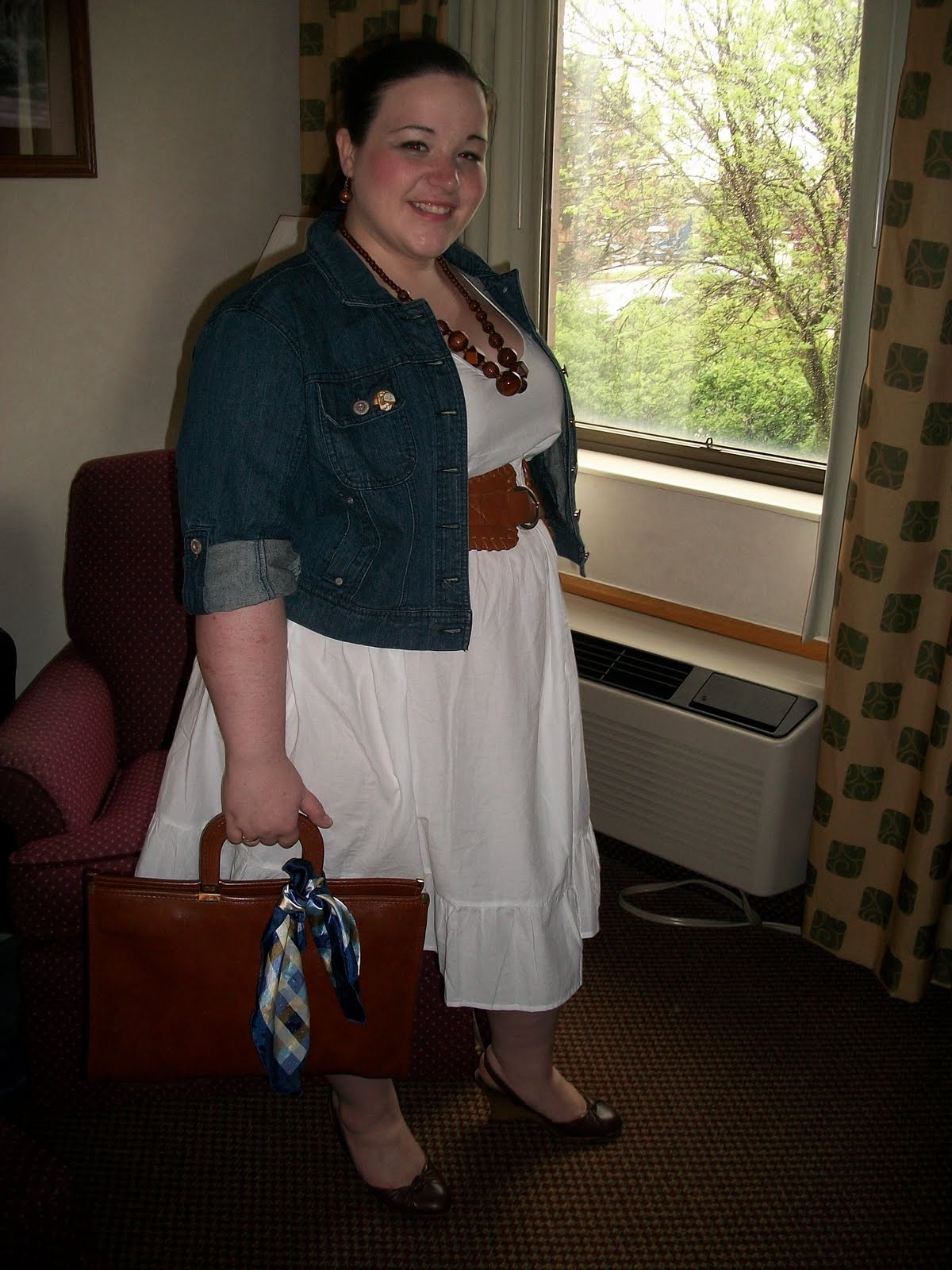 Curvy Canadian Conference Day 3 Outfit