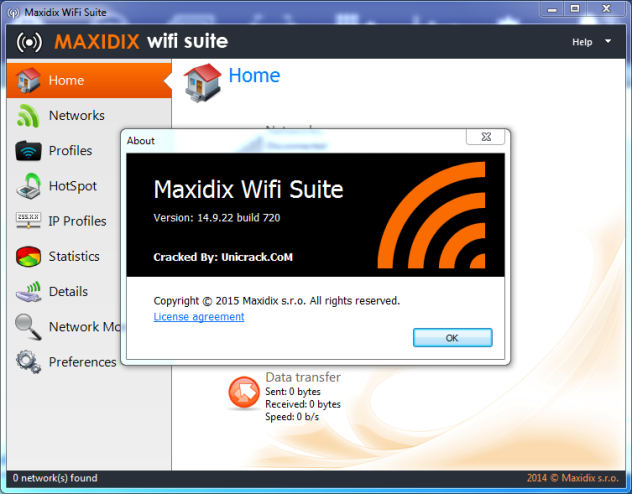 Download Maxidix Wifi Suite Crack