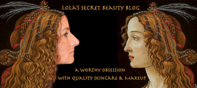 lola's secret beauty blog