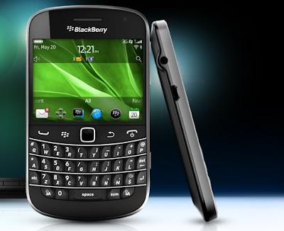Blackberry Bekas