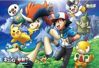 Pokemon Jigsaw Puzzle 108 pcs Ensky
