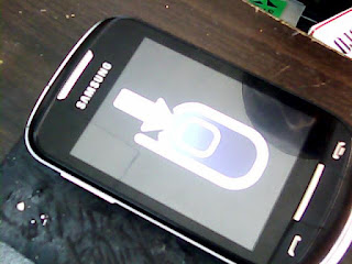 download mode on samsung corby 2