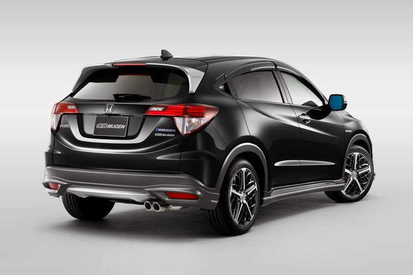 New Honda Vezel Small Crossover Photo/Pictures Gallery