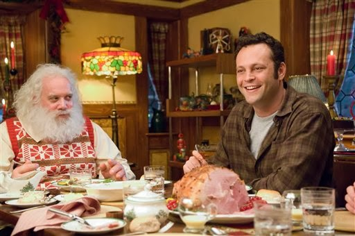 Fred Claus Starring Vince Vaughn and Paul Giamatti,