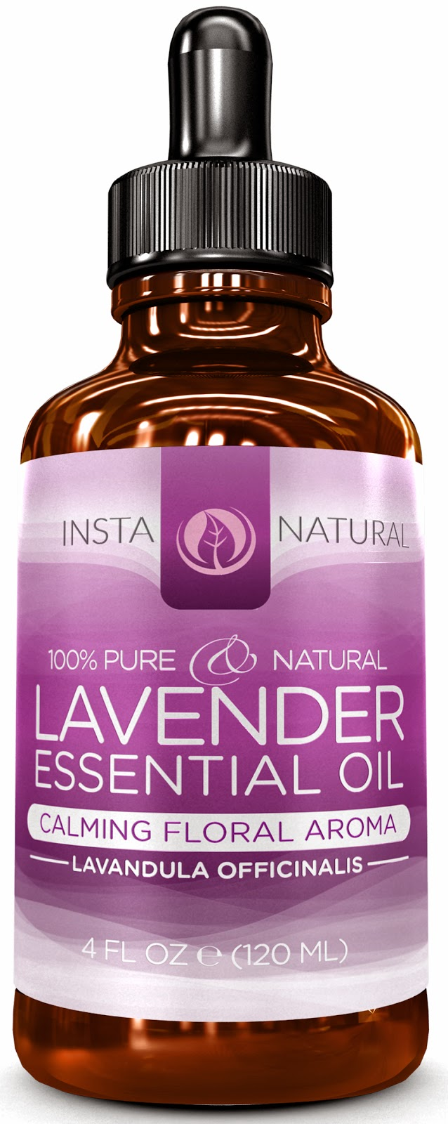 Peppermint oil and lavender oil