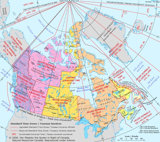 Map of Canada Regional City in the Wolrd Maps of Canada Political – Regional Map of Canada