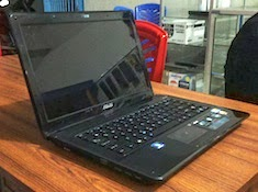 jual laptop 2nd asus k42j