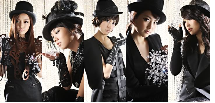 Kara started as a four-member group and debuted with their first album The ...