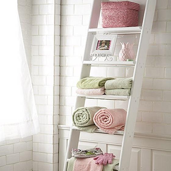 Estantes para toallas de ba o for Muebles para toallas