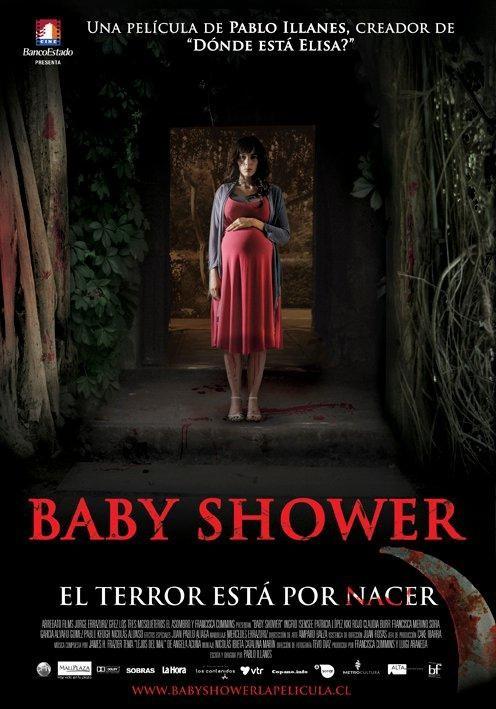 Baby Shower affiche