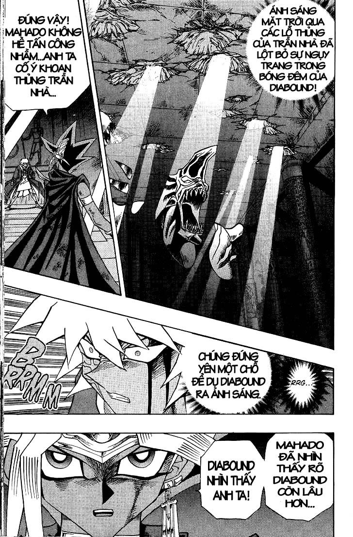 YuGi Oh – Vua Trò Chơi chap 315 Trang 18