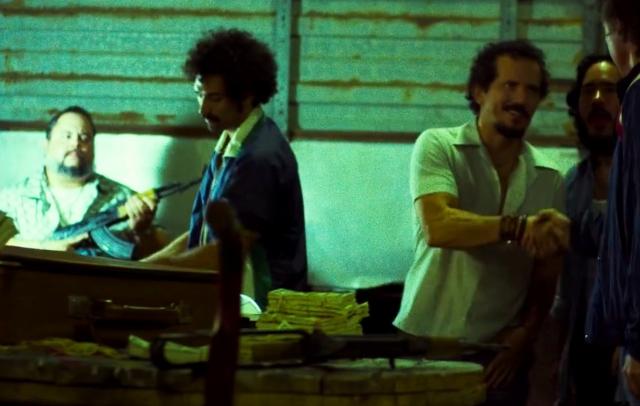 Hình ảnh phim Kẻ Nằm Vùng