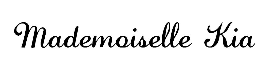 Mademoiselle Kia