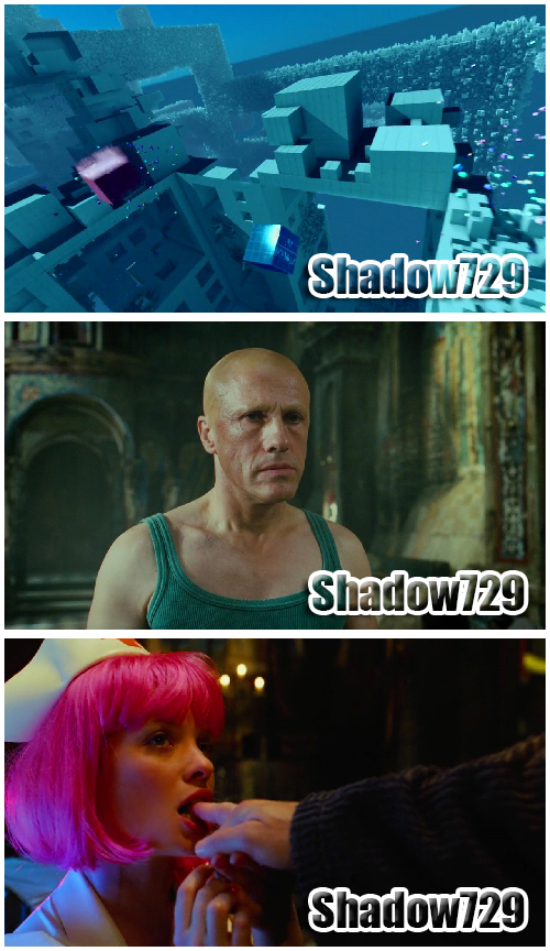 The Zero Theorem (2013) | Teorema Cero 720p Dual Mega Uptobo