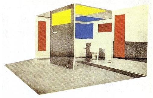 Austin cubed de stijl architecture for De stijl architettura