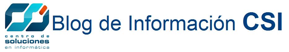Grupo CSI →  Centro de Soluciones en Informática