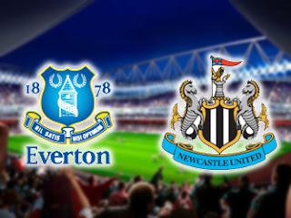 ผลฟุตบอลพรีเมียร์ลีกอังกฤษ 17 ก.ย. 55 | เอฟเวอร์ตัน 2 - 2 นิวคาสเซิล