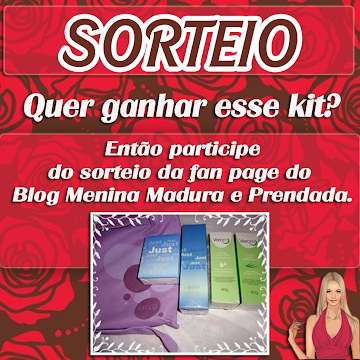 Sorteio Fan page do Blog  (Mil curtidores)