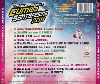 Los elegidos de la cumbia santafesina (2011)