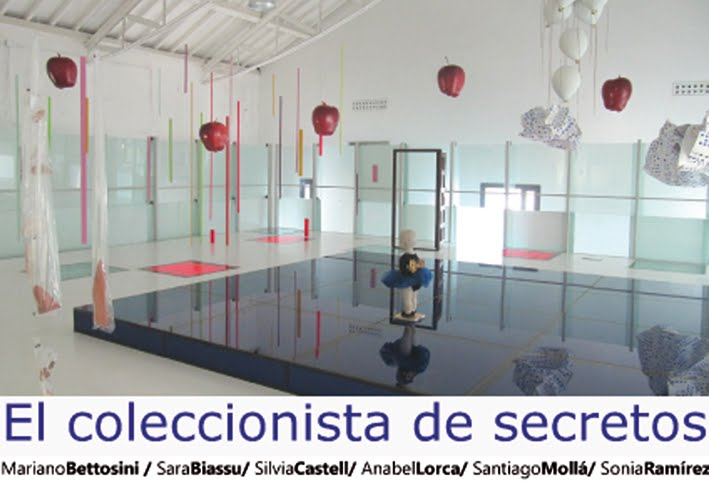 El coleccionista de secretos