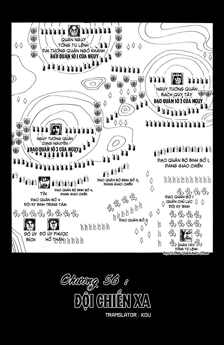 Kingdom – Vương Giả Thiên Hạ chap 56 Trang 2 - Mangak.info