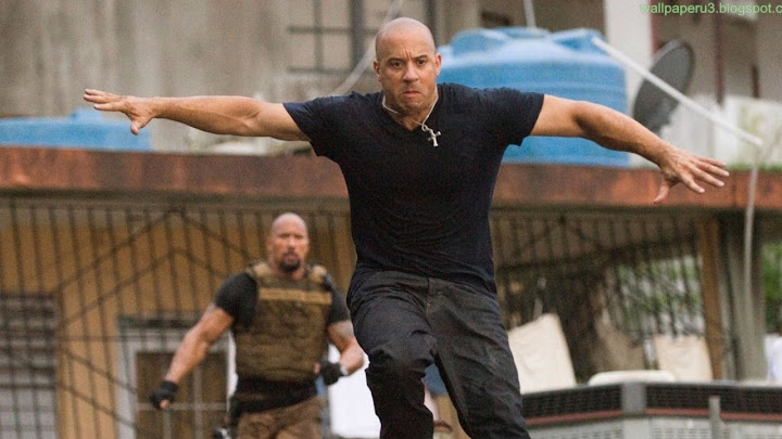 2011 Fast 5 Movie HD Wallpaper 4