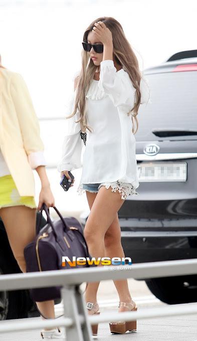 T-ara goes to Japan 130602