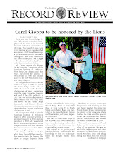 PR Lions Club Citizen of the Year 2011