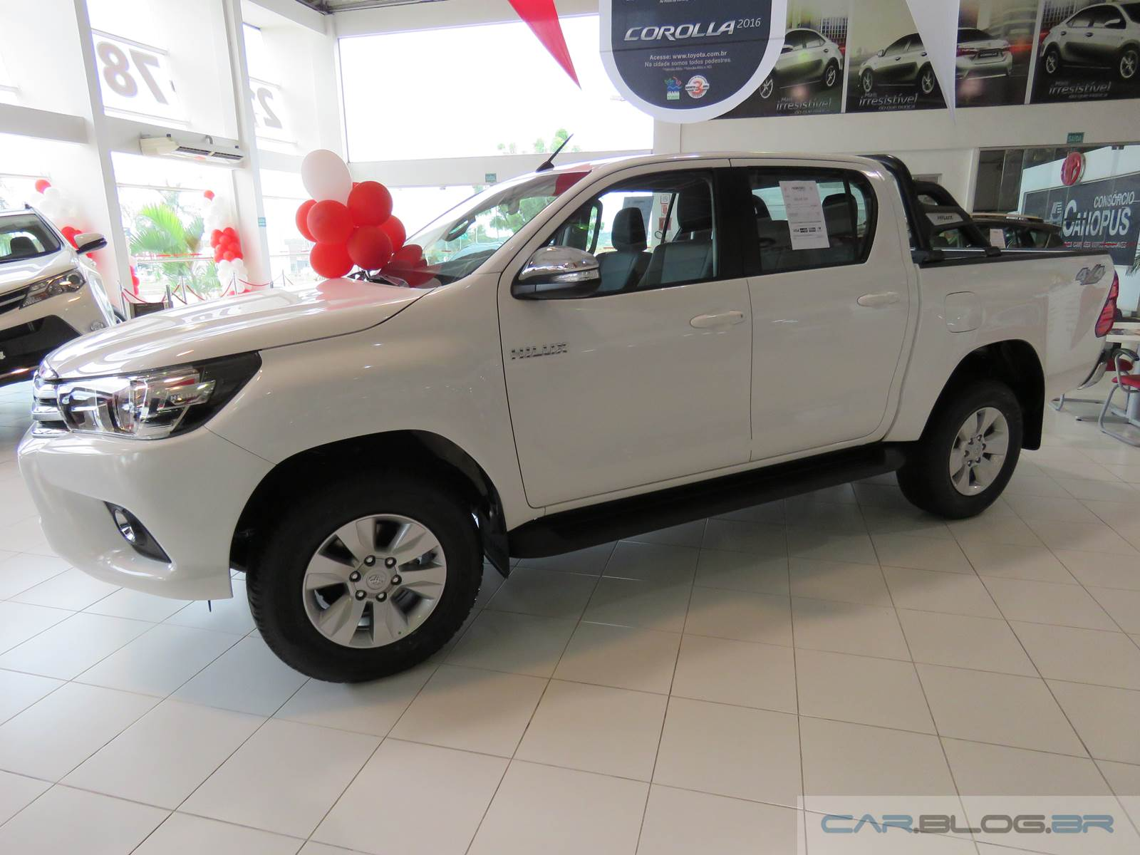 Nova Toyota Hilux 2015.html | 2017 - 2018 Cars Reviews
