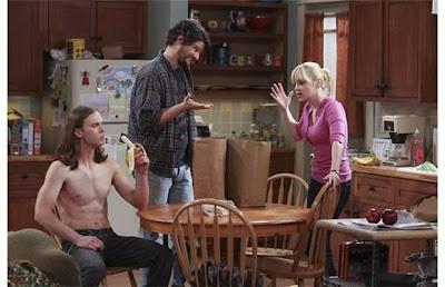 Mom Christy pelea con Baxter