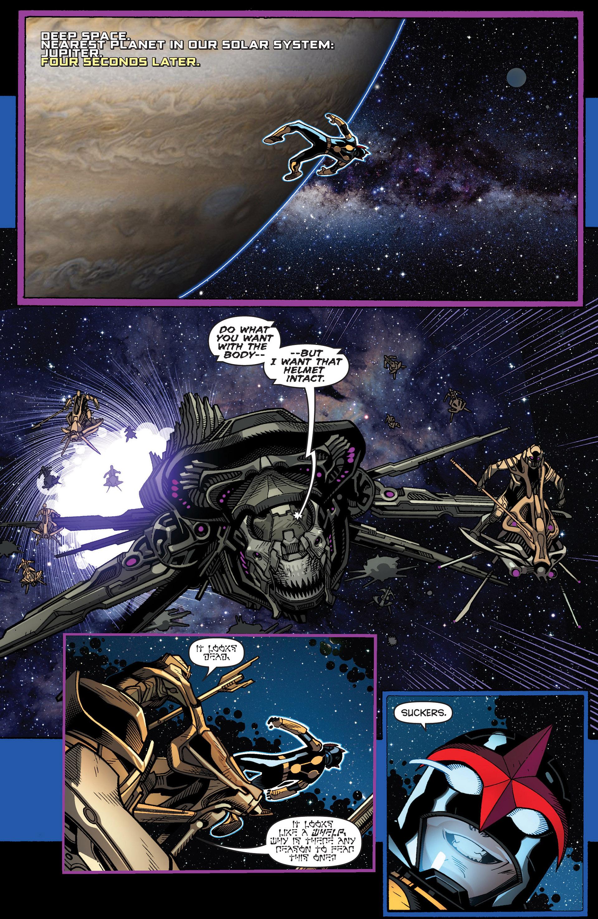 Nova (2013) - Chapter  4   pic 4