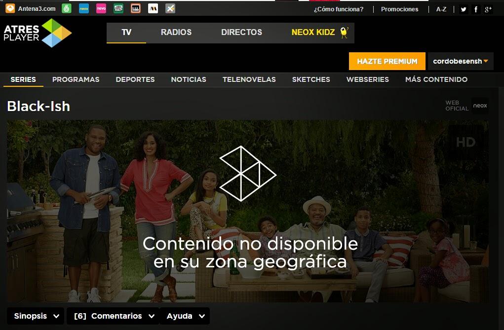 Ver tv espanola online fuera de espana anbanpeliculas for Ver mitele fuera de espana