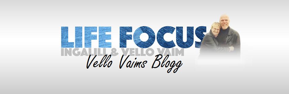 Vello Vaims Blogg