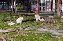 Abandoned Grossinger's Catskill Resort Hotel
