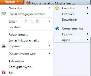 Como remover extensões com vírus no Mozilla Firefox
