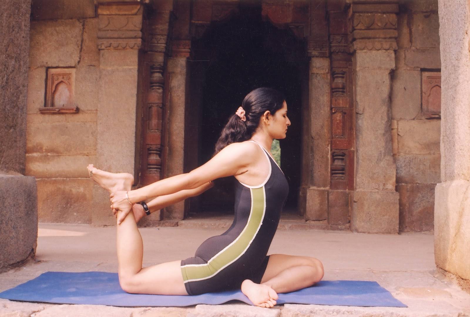 There Are Various Asanas In Yoga That Can Be Tried Out For Bringing Back The Shine To Your Skin